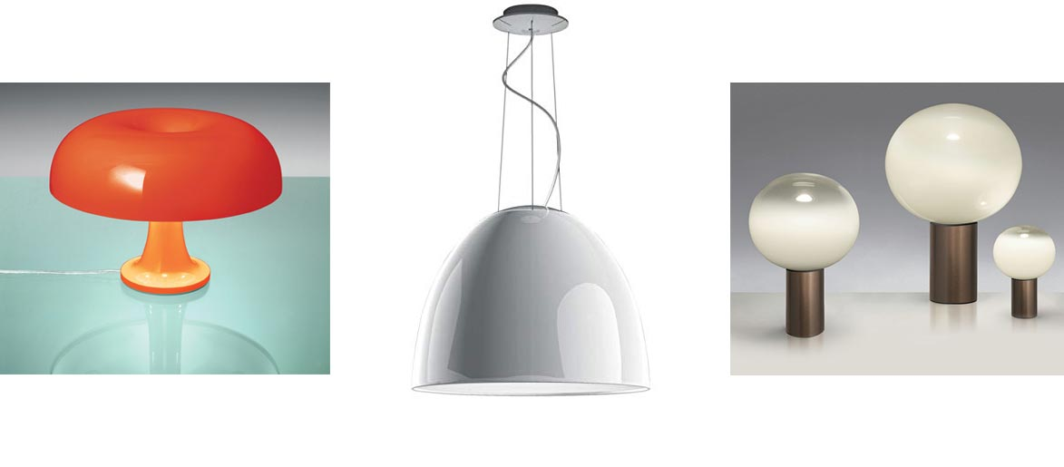 artemide - illumination de design made in italy