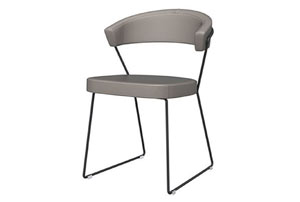 chair New York Connubia Calligaris