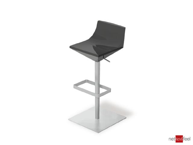 Sgabello fly di connubia calligaris net and feel shop online